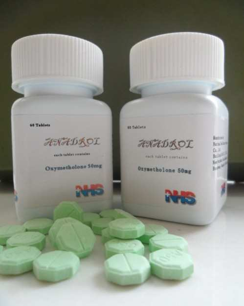 Anadrol (Oxymetholone) Dosage