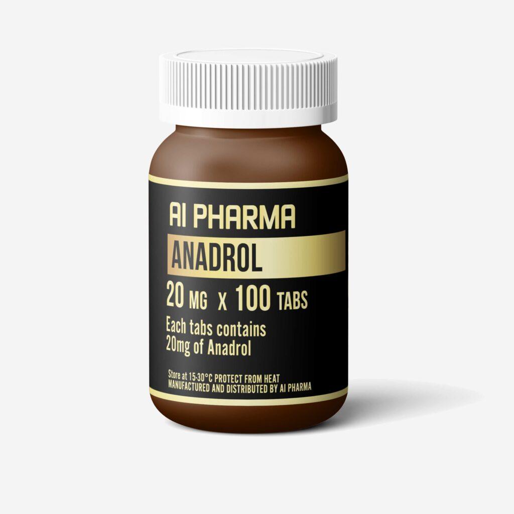 Anadrol Prix