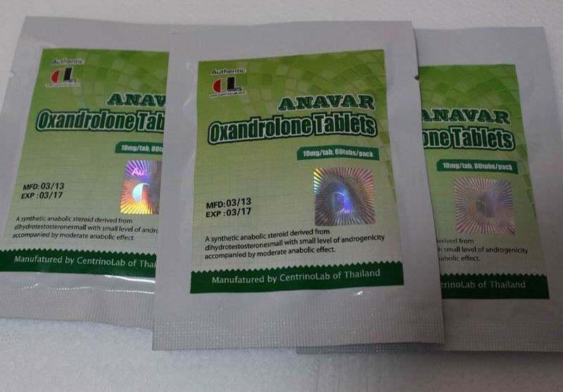 Anavar Dosage