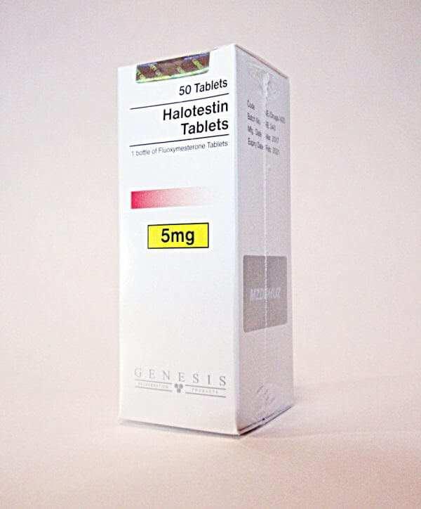 Halotestin Cure